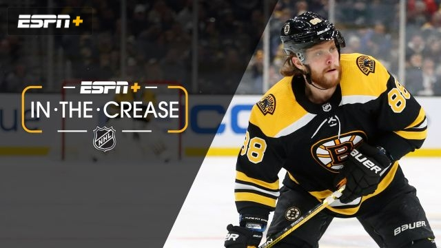 Wed, 1/22 - In the Crease: Bruins battle slumping Knights
