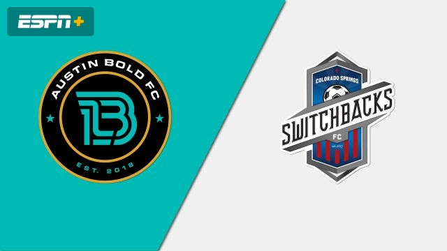 Austin Bold FC vs. Colorado Springs Switchbacks FC (USL Championship)