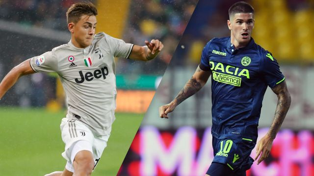 Juventus vs. Udinese (Serie A)