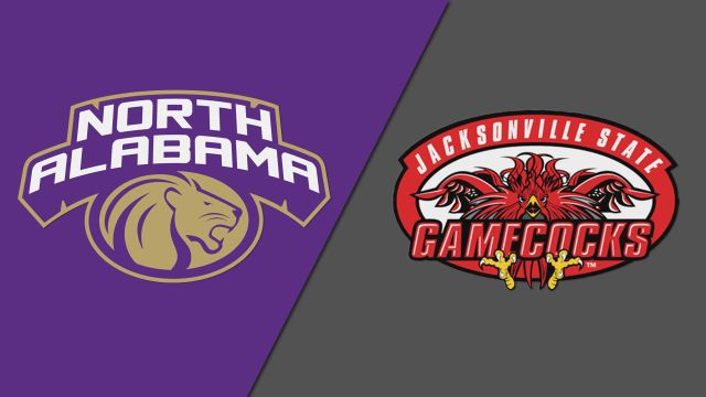 North Alabama vs. Jacksonville State (M Basketball)