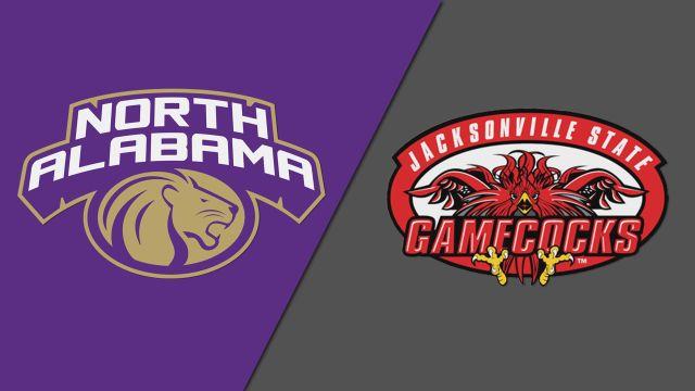 North Alabama vs. Jacksonville State (M Basketball)