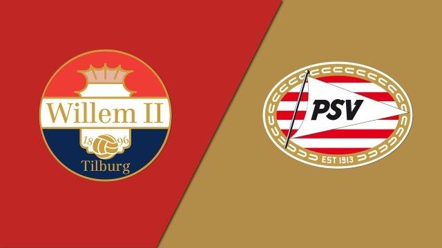 Willem II vs. PSV (Eredivisie)