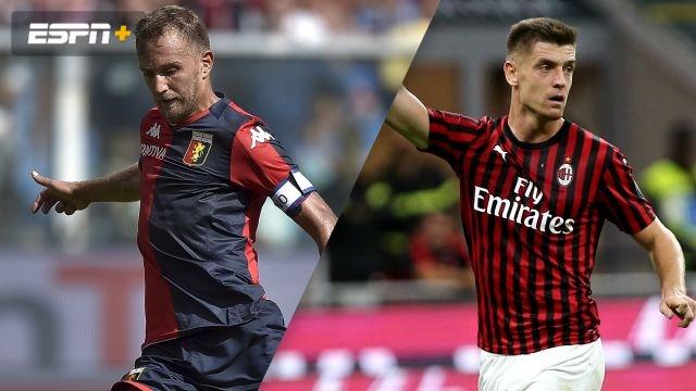 Genoa vs. Milan (Serie A)