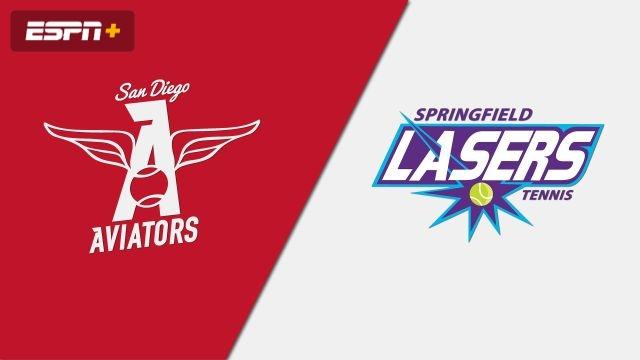 San Diego Aviators vs. Springfield Lasers