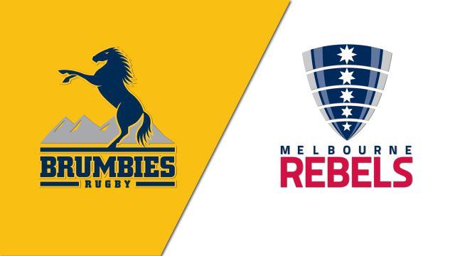 Brumbies vs. Rebels (Super Rugby)