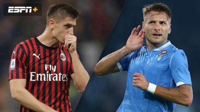 AC Milan vs. Lazio (Serie A)