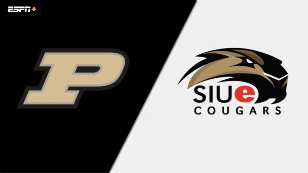 Purdue vs. SIU-Edwardsville (Wrestling)