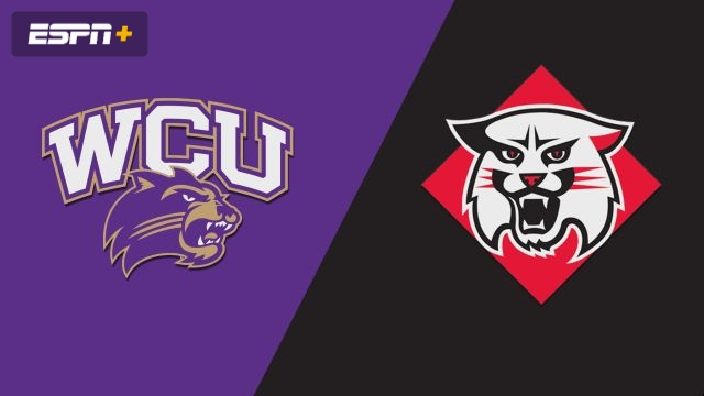 Western Carolina vs. Davidson (W Basketball)