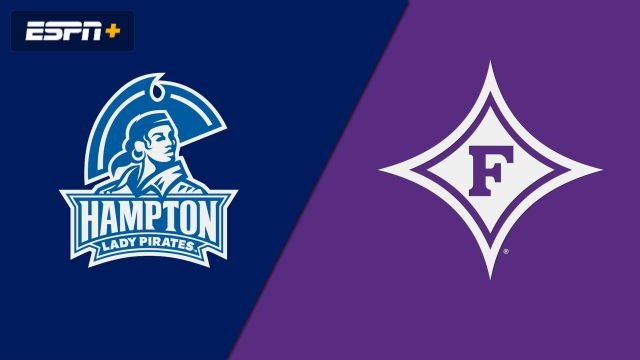 Hampton vs. Furman (W Basketball)