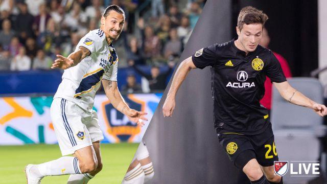 LA Galaxy vs. Columbus Crew SC