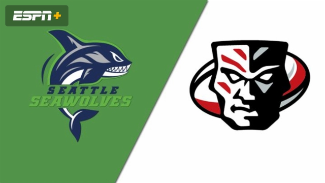 Seattle Seawolves vs. Utah Warriors