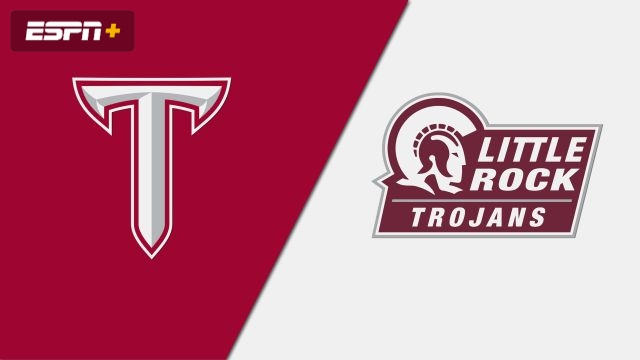 Troy vs. Little Rock (M Basketball)