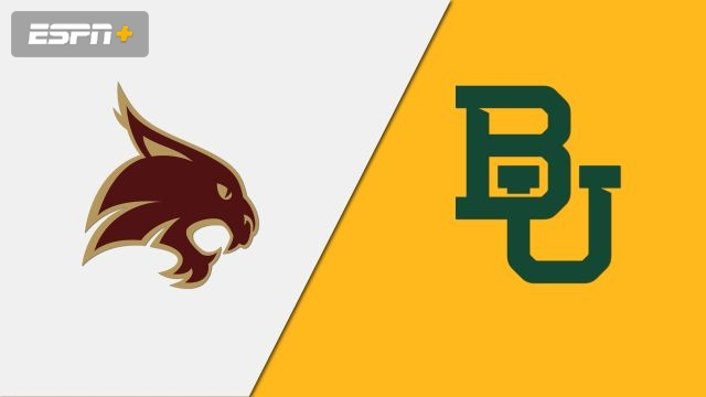 Texas State vs. Baylor (W Volleyball)