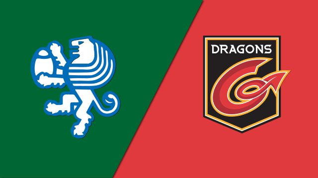 Benetton vs. Dragons (Guinness PRO14 Rugby)