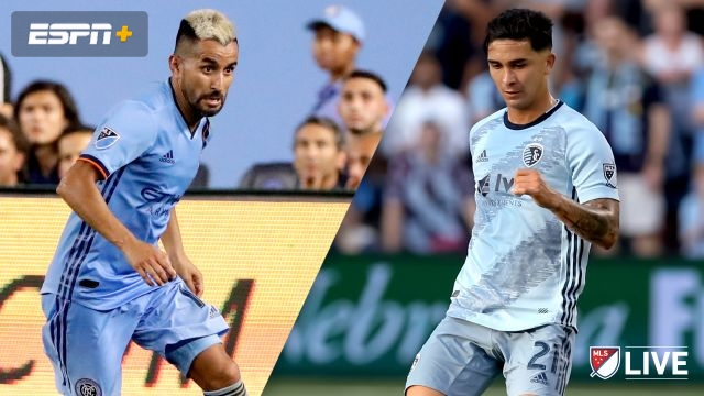 New York City FC vs. Sporting Kansas City (MLS)