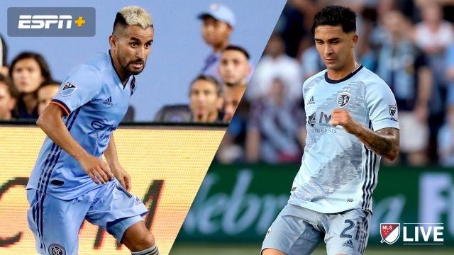 New York City FC vs. Sporting Kansas City (MLS)