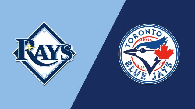 Tampa Bay Rays vs. Toronto Blue Jays