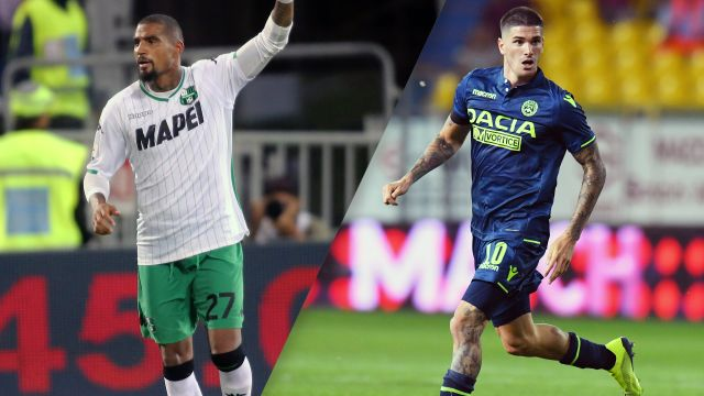 Sassuolo vs. Udinese (Serie A)