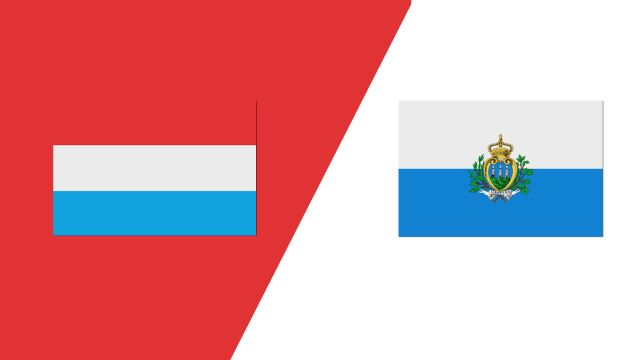 Luxembourg vs. San Marino (UEFA Nations League)