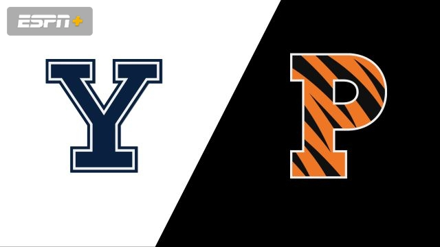 Yale vs. Princeton (M Soccer)