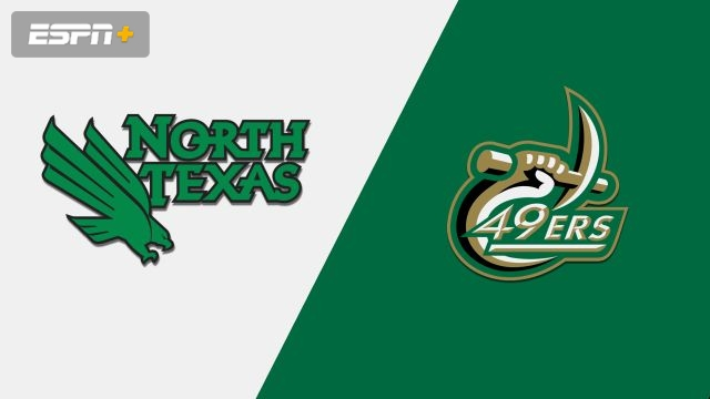 North Texas vs. Charlotte (Football)