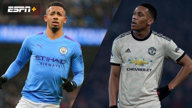 Manchester City vs. Manchester United (Semi Finals - Leg 2) (Carabao Cup)