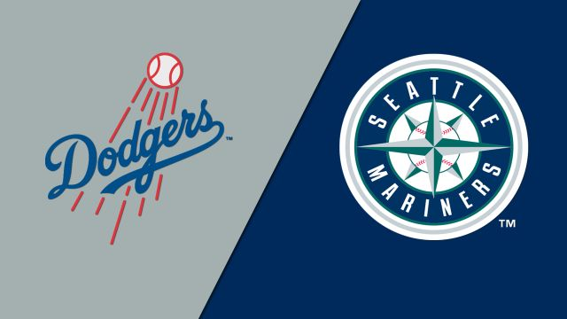 Los Angeles Dodgers vs. Seattle Mariners