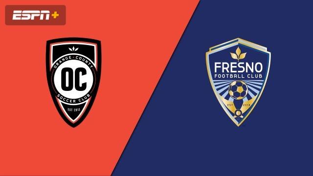 Orange County SC vs. Fresno FC (USL Championship)