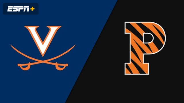 #8 Virginia vs.  #9 Princeton (W Lacrosse)