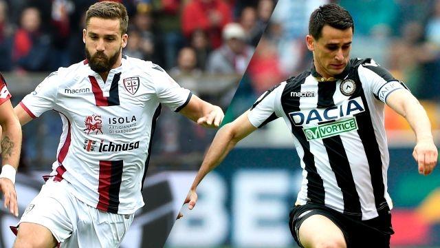 Cagliari vs. Udinese (Serie A)