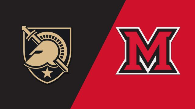 Army vs. Miami (OH) (M Basketball)