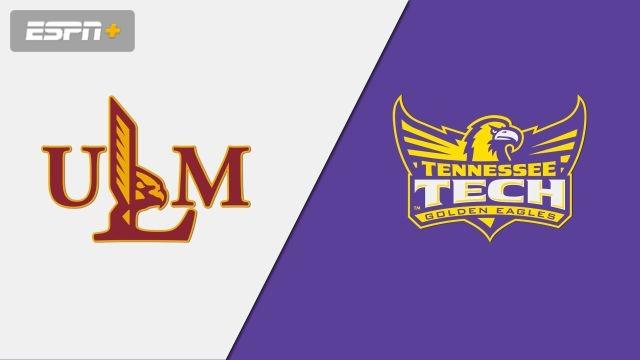 UL Monroe vs. Tennessee Tech (W Basketball)