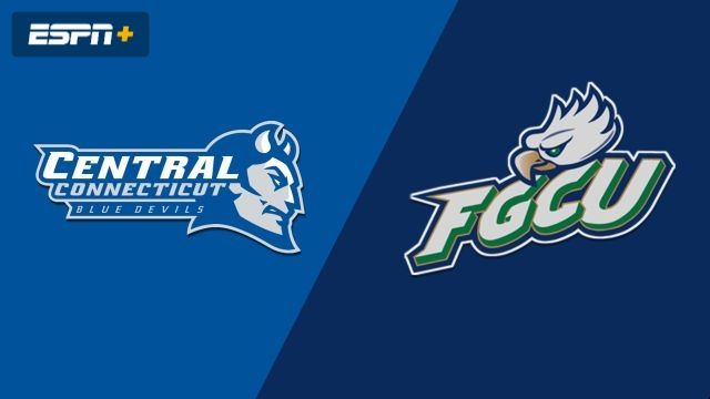 Central Connecticut State vs. Florida Gulf Coast (W Basketball)