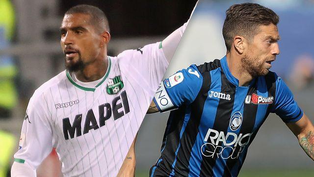 Sassuolo vs. Atalanta (Serie A)