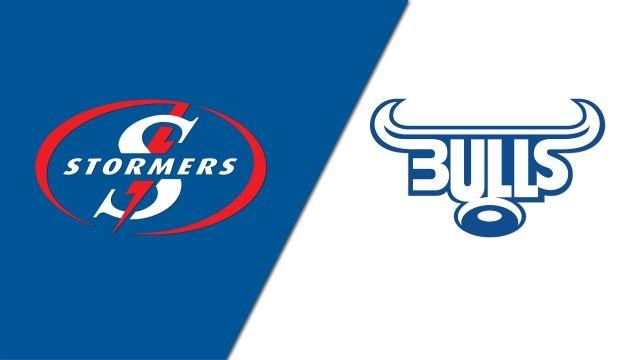 Stormers vs. Bulls