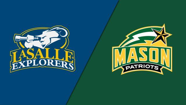 La Salle vs. George Mason (W Lacrosse)