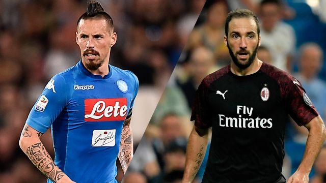 Napoli vs. AC Milan (Serie A)