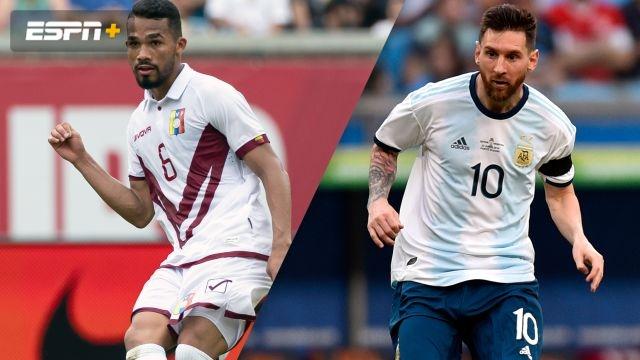 Venezuela vs. Argentina (Quarterfinal) (Copa America)