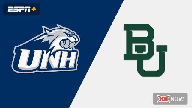 New Hampshire vs. Baylor (W Basketball)