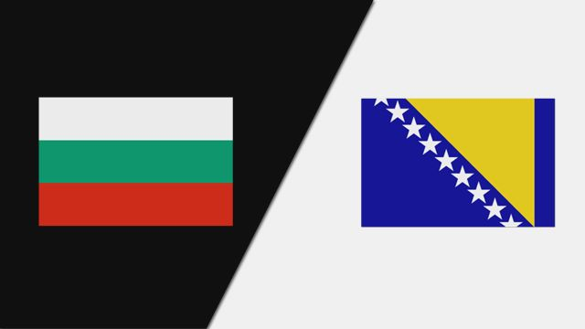 Bulgaria vs. Bosnia-Herzegovina (FIBA World Cup Qualifier)