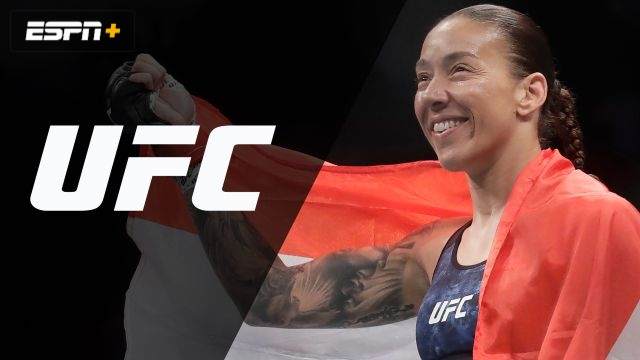UFC Fight Night Post Show: de Randamie vs. Ladd