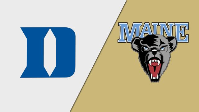 Duke vs. Maine (W Basketball)