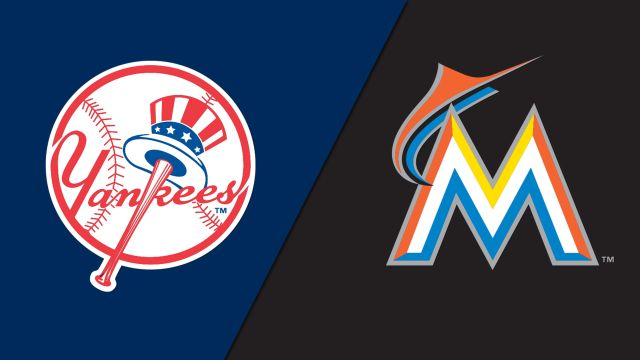 New York Yankees vs. Miami Marlins
