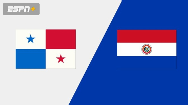Panama vs. Paraguay
