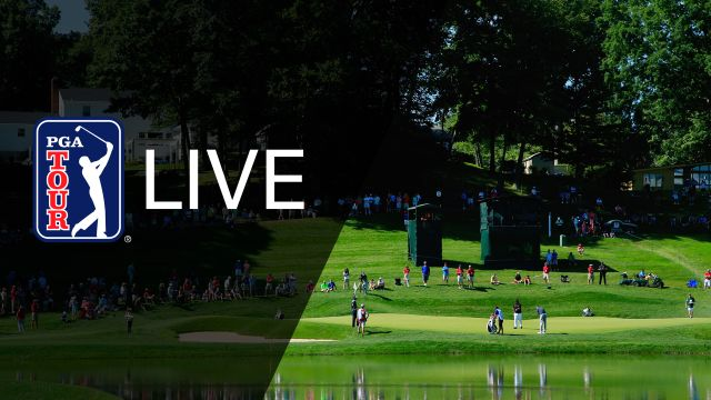 Travelers Championship - Featured Holes - Day 1