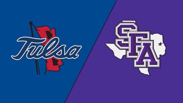Tulsa vs. Stephen F. Austin (W Basketball)