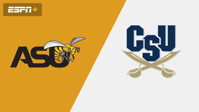 Alabama State vs. Charleston Southern (W Soccer)