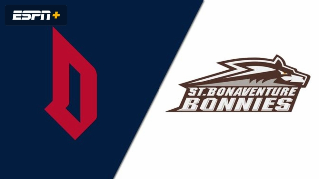 Duquesne vs. St. Bonaventure (W Basketball)