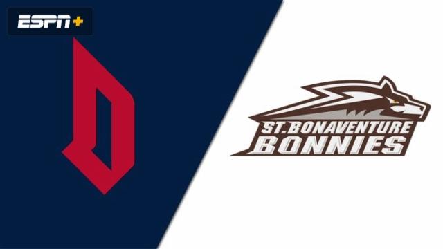 Duquesne vs. St. Bonaventure (W Basketball)