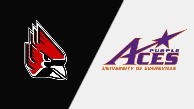 Ball State vs. Evansville (M Basketball)